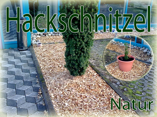 hackschnitzel 40l holzhackschnitzel holz mulch garten unkrautschutz holzschnitz ebay. Black Bedroom Furniture Sets. Home Design Ideas
