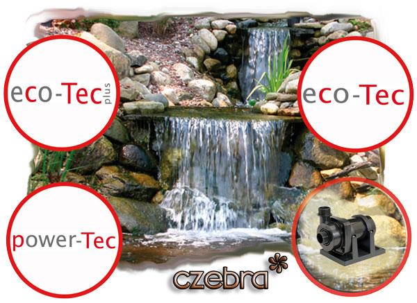 eco-Tec Teichpumpen