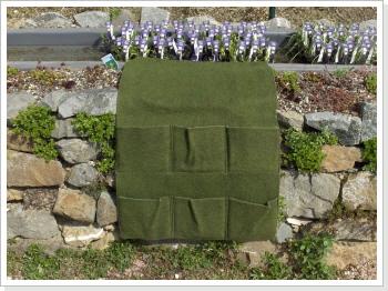 Pflanztasche mit 6 Taschen